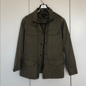 Club Monaco Military Jacket - S/P
